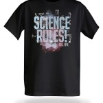 This Bill Nye Science Rules T-Shirt Umm… Rules!