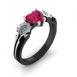 Stunning World of Warcraft Horde Engagement Ring