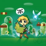 Link 'Legendarily Lost' In The Mushroom Kingdom Tee on Sale for $15