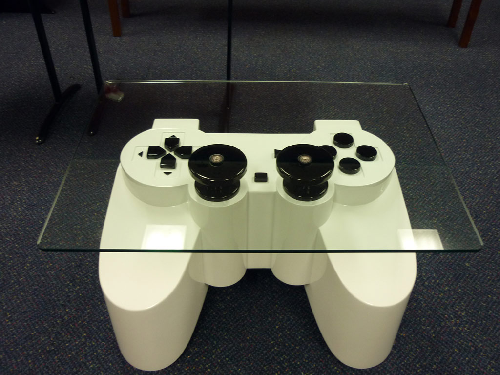 Sony PlayStation Controller Coffee Table