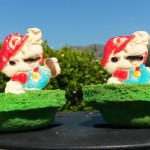 Yummy!  Super Mario Warp Pipe Mint Cookies