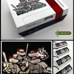 30th Anniversary Teenage Mutant Ninja Turtles NES Mod