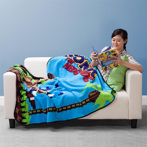 Sonic Blanket