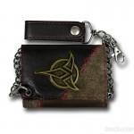 Star Trek Klingon Chain Wallet