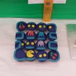 Sweet Pac-Man Cupcakes
