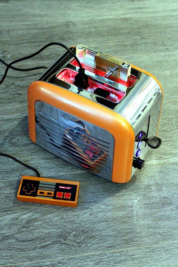 NES Toaster Mod