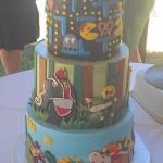 The Perfect Gaming Wedding Cake