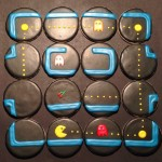 These Pac-Man Cookies Look Delicious!