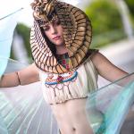 Age of Mythology Isis Cosplay