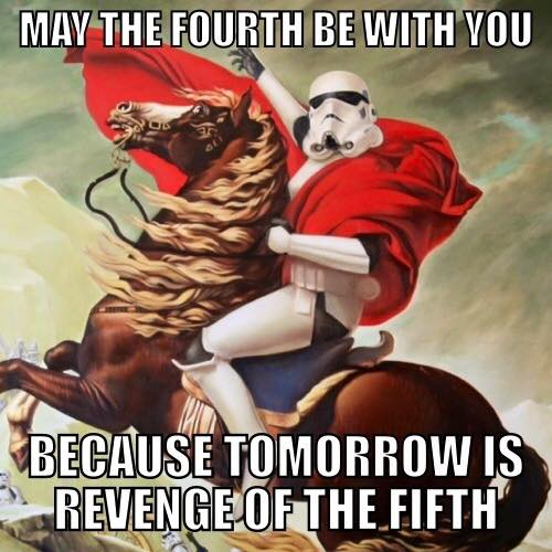 Stormtrooper May 4th