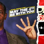 MUST SEE!  Voyager's Tuvok Explains Star Wars Day Very Badly