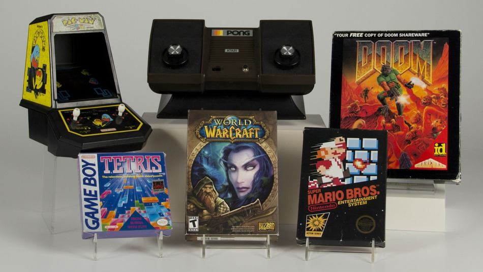 Video Game Hall of Fame Inductees 2015