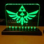 Legend of Zelda Desk Light