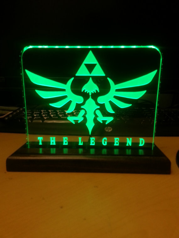 Legend of Zelda Night Light