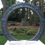 Forget A Wedding Arch, This Stargate is Better!