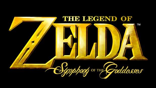 Legend of Zelda Symphony of the Goddesses
