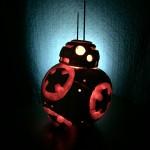 Create Your Own Star Wars BB8 Jack-O-Lantern!