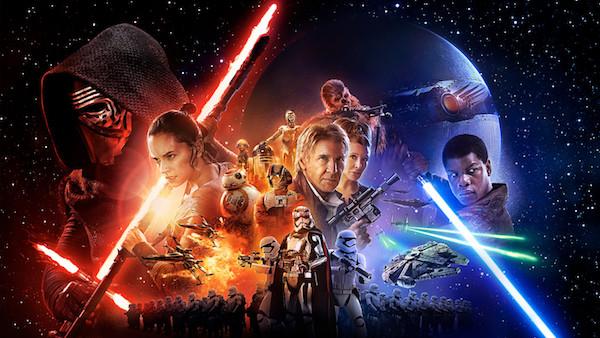 Star Wars The Force Awakens Trailer Poster
