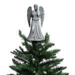 Weeping Angel Christmas Tree Topper