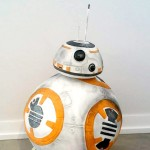 The Force is Strong With This Life Size BB-8 Cake
