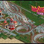 This RollerCoaster Tycoon fan made video is incredible!