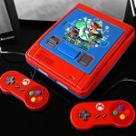 Custom Painted Super Mario World Super Famicom