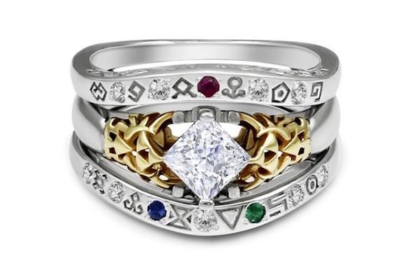 Legend of Zelda Gate of Time Ring