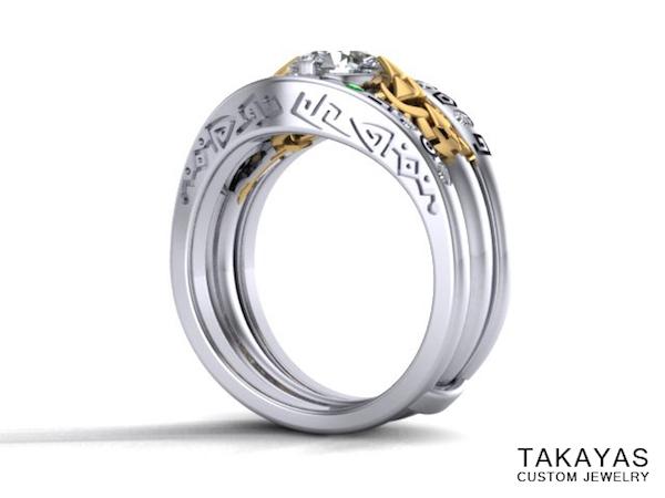 Legend of Zelda Ring