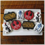 Spectacular Star Wars Cookies