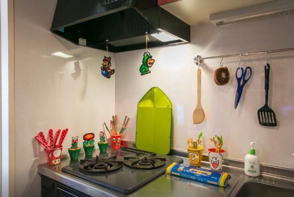 Super Mario Kitchen