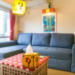 The Ultimate Super Mario Apartment
