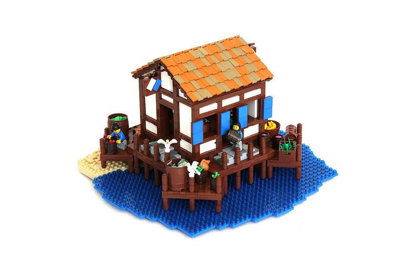 LEGO Age of Empires II Docs