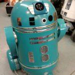 Art Deco R2-D2 Looks Like A Retro Appliance