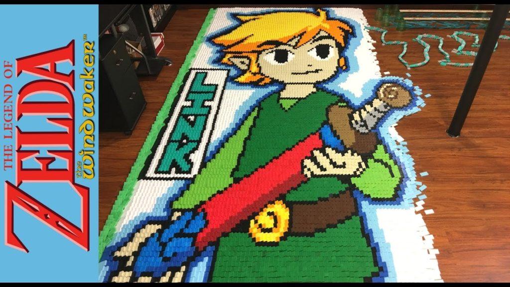 Legend of Zelda: Wind Waker Dominoes