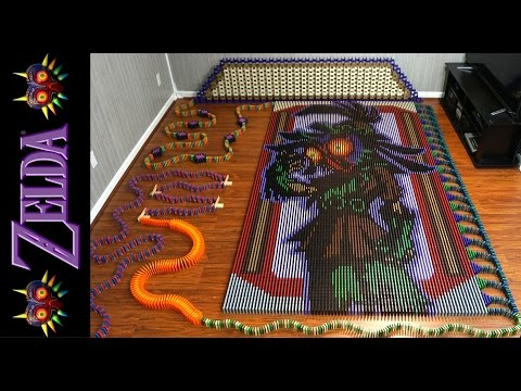 Legend of Zelda Majora's Mask Dominoes