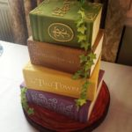 Amazing Lord of the Rings Cake