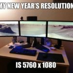 Geeky New Years Resolutions for 2017