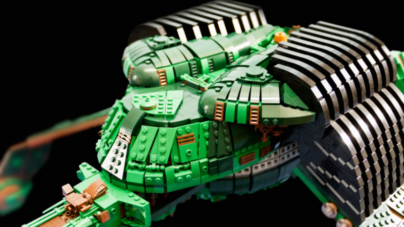 LEGO Klingon Bird of Prey