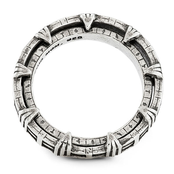Stargate SG-1 Spinner Ring