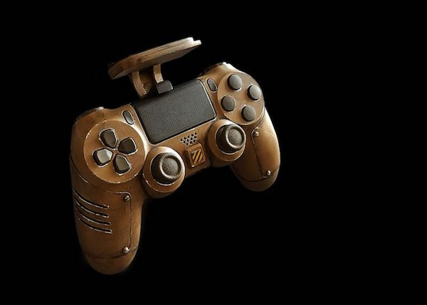 Fallout PlayStation 4 Controller Mod