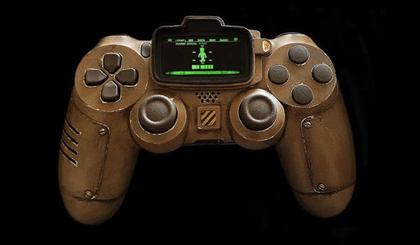 Fallout PlayStation Controller Mod