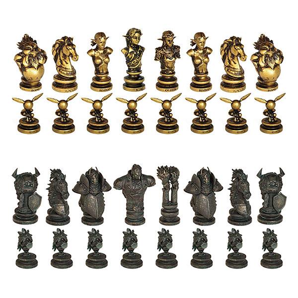 Legend of Zelda Collectors Chess Set Pieces