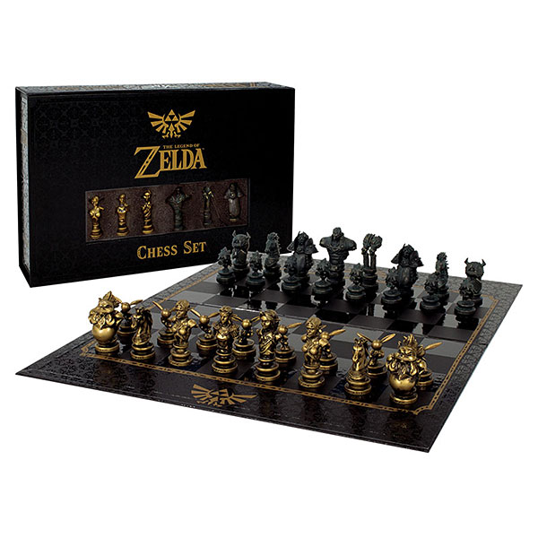 Legend of Zelda Collectors Chess Set