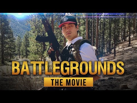 Battlegrounds: The Movie fake trailer