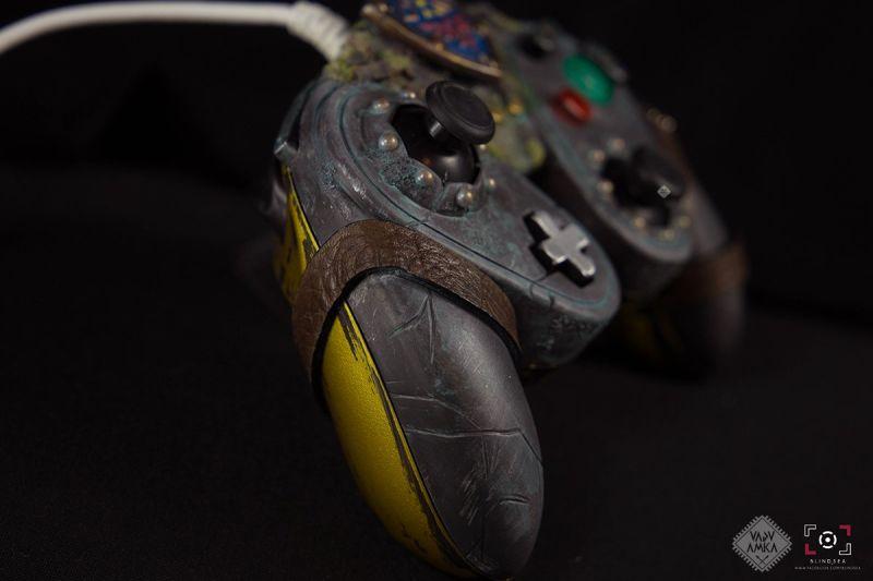 Legend of Zelda Controller Mod Fight Controller
