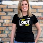 Han Shot First T-Shirt On Sale for $13 (normally $20)