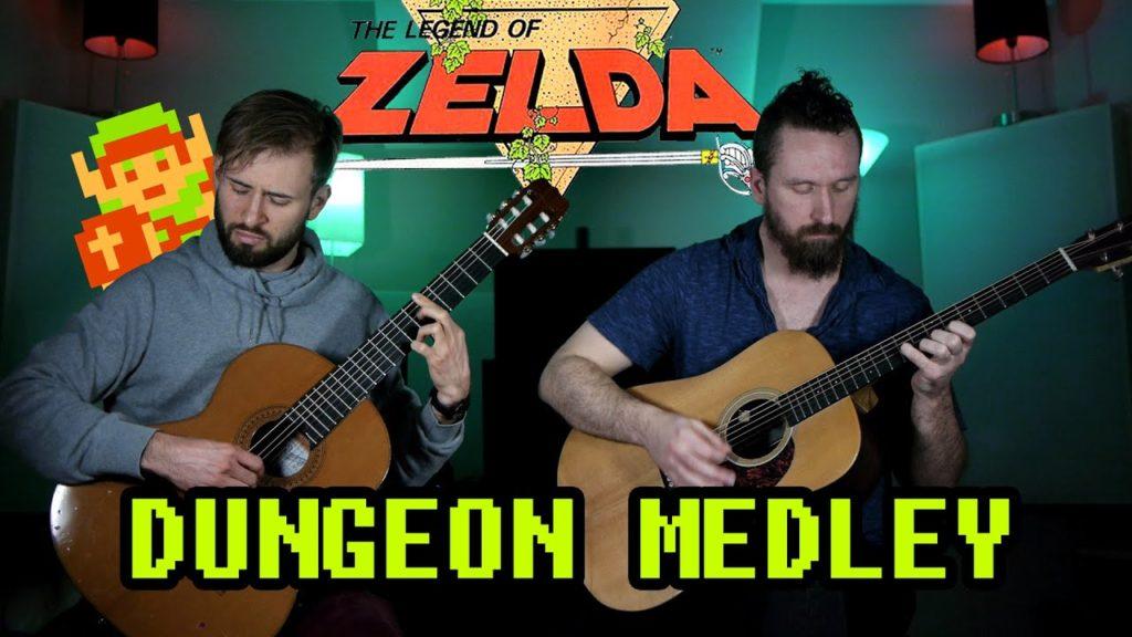 Legend of Zelda Dungeon Medley