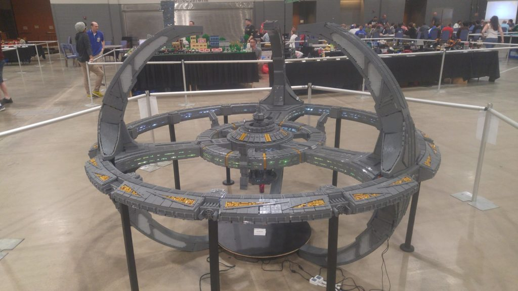 LEGO Deep Space Nine