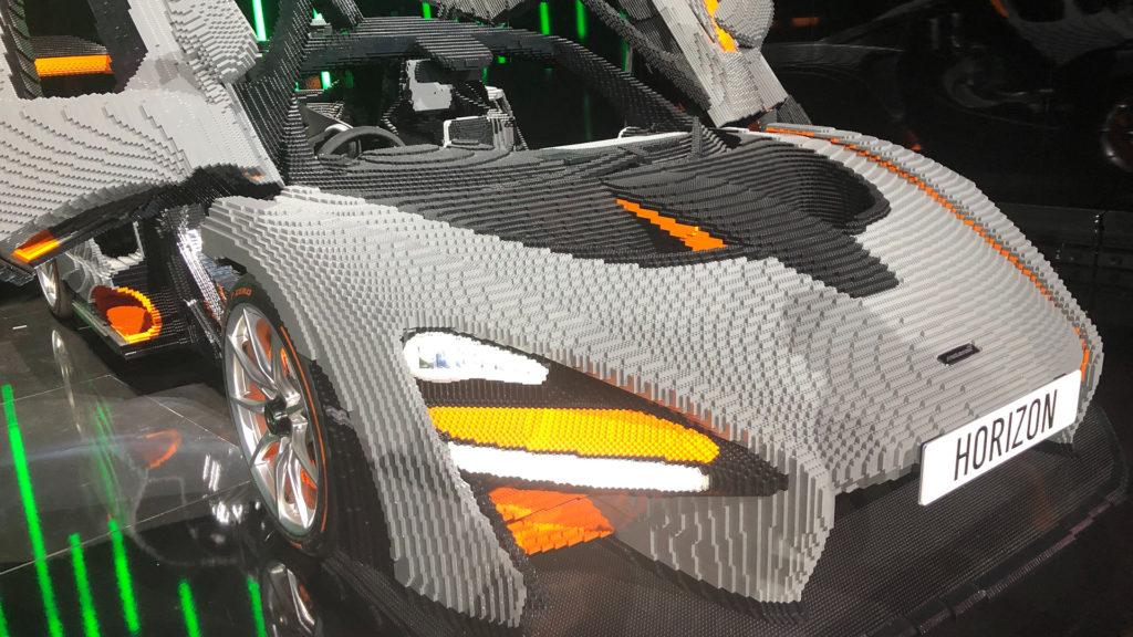LEGO Brick McLaren Senna