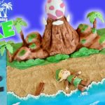 Amazing Link's Awakening Switch Cake